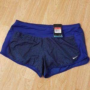 NWT Nike Women's Dri Fit Short Size L